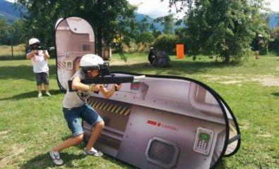 Laser Game, dès 8 ans